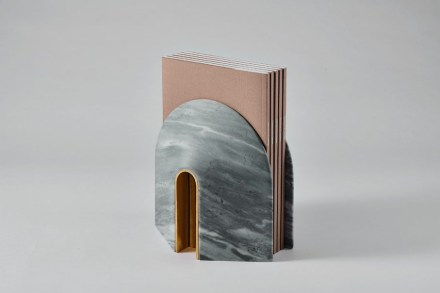 "Gianluca Gimini, Bookends, Progetto 58""."