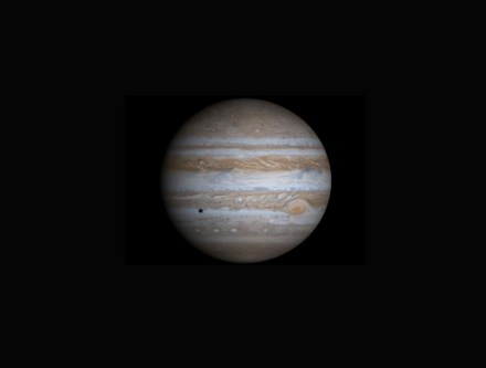 Asteroid 2015 BZ509 has an orbit around Jupiter (photo: NASA) but moves in the opposite direction.