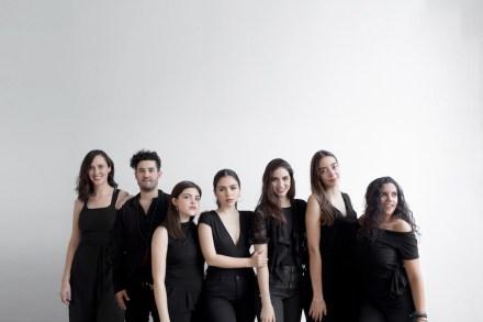 Das Dream Team von Studio C 37.