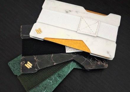 """Mikol: """"minimalistische Brieftaschen"""". Photo: Mikol"""