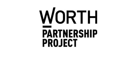 Logo of Worth Partnership Project.