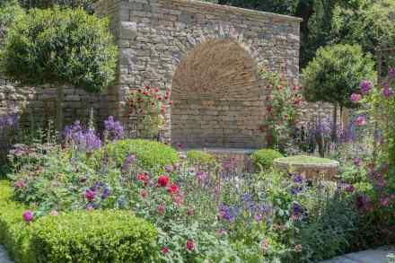 """A Very English Garden"". Photo: RHS/Tim Sandall"