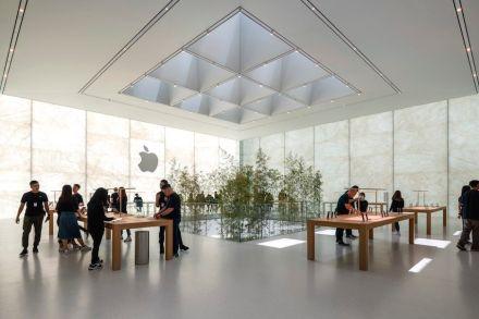Foster + Partners: Apple Store, Macau.