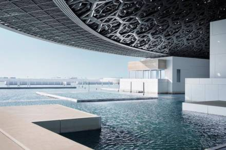 Jean Nouvel: Louvre Abu Dhabi. Foto: © Department of Culture and Tourism – Abu Dhabi / Mohamed Somji