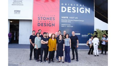Some of the designers and officials.