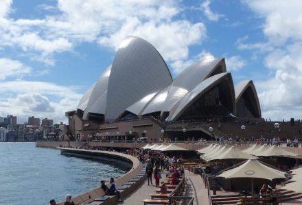 Die Wirtschafts-Statistiken zeigen, dass inzwischen beim Blick auf Australien ein Perspektivwechsel Sinn macht. Foto: Katrin Blank