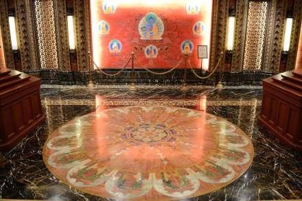 UMGG: Lingshan Brahma Palace.