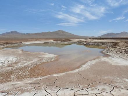The Atacama Desert. Photo: Carlos González Silva
