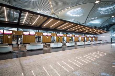 Istanbul Airport. Foto: IGA