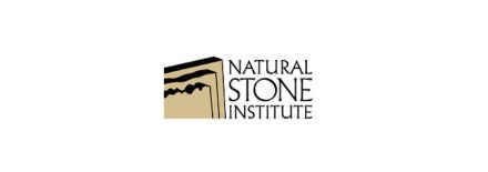 Logo of the Natural Stone Institute.