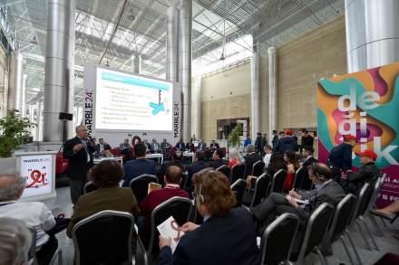 Marble Izmir Fair 2018: lecture.
