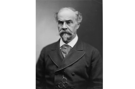 """William Wetmore Story. Source: Library of Congress Prints and Photographs Division / <a href=""""https://commons.wikimedia.org/""""target=""""_blank"""">Wikimedia Commons</a>"""
