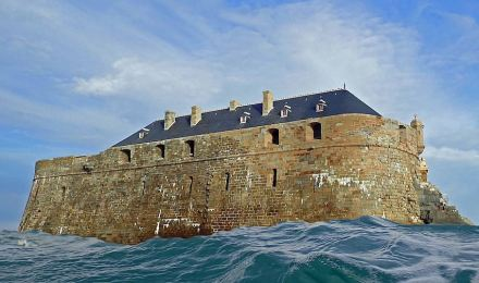 The Fort de la Conchée.