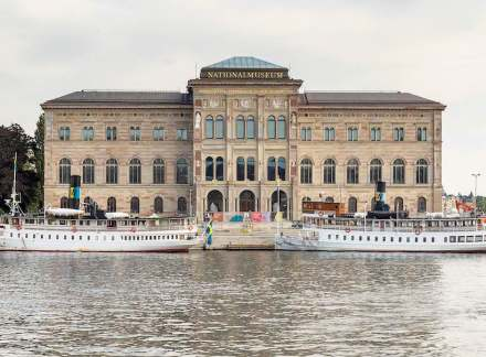 "Swedish National Museum. Photo: Bin im Garten / <a href=""https://commons.wikimedia.org/""target=""_blank"">Wikimedia Commons</a>"