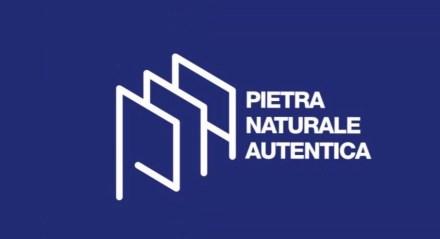 Logo of Pietra Naturale Autentica.