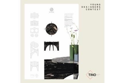 """Tino Design Contest 2018: """"Cero"""", Verónica González und Alfredo Lamberti."""