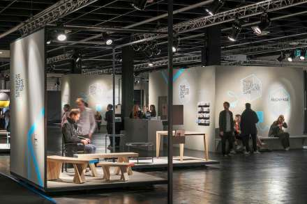 Imm cologne's Pure Talents Contest in 2018.