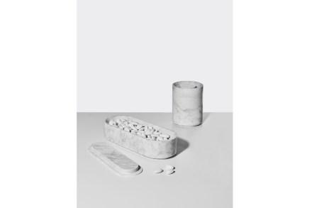 """Marsotto LAB – ECAL 2019: """"Steps"""", Design: Somchai Thumthatanukul."""