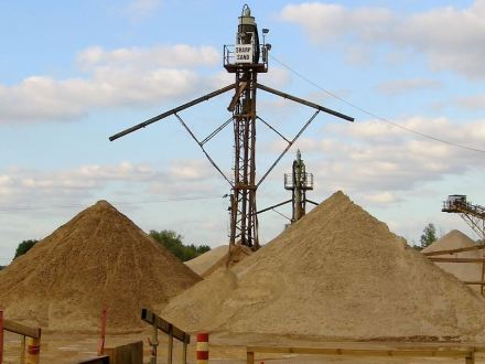 """Sand sorting tower. Ühoto: Andrew Dunn / <a href=""""https://commons.wikimedia.org/""""target=""""_blank"""">Wikimedia Commons</a>"""