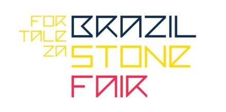 Logotipo da Fortaleza Brazil Stone Fair.
