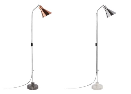 "Tato Lighting company: ""Alzabile"" floor lamp by Ignazio Gardella."