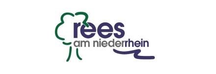 Logo von Rees am Niederrhein.