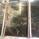 Rainforest Green Marble Slabs Indian Polished Green Marble Stone Slabs Marble Slabs