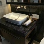 Versace Matrix Fantaxy Black Granite Bathroom Vanity Tops Bathroom Vanity Tops