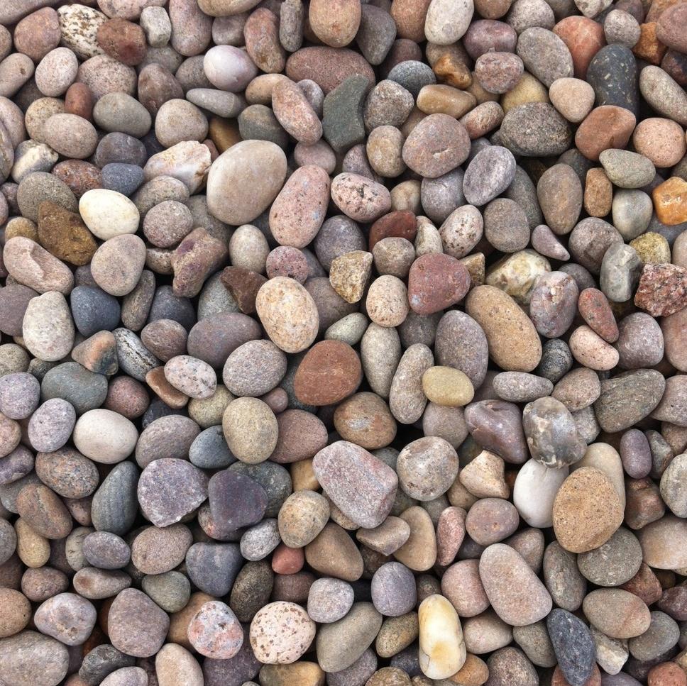 Bags Pebbles Garden