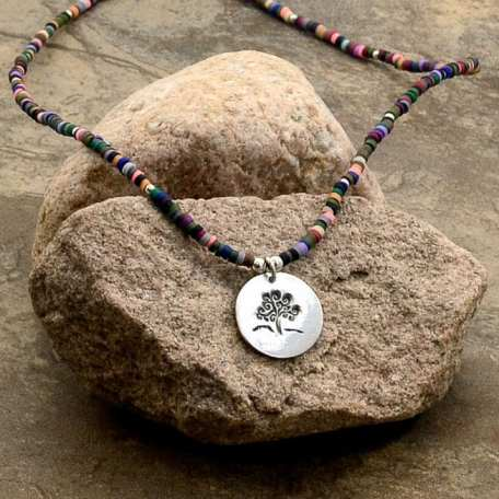 EK01124 SS Tree Necklace & Clay Beads 111219_3