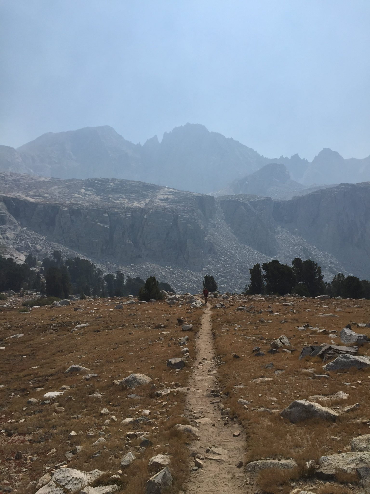Climbing up to Forester Pass (3)