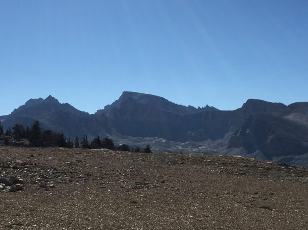 Mt. Whitney from Bighorn Plateau (2)