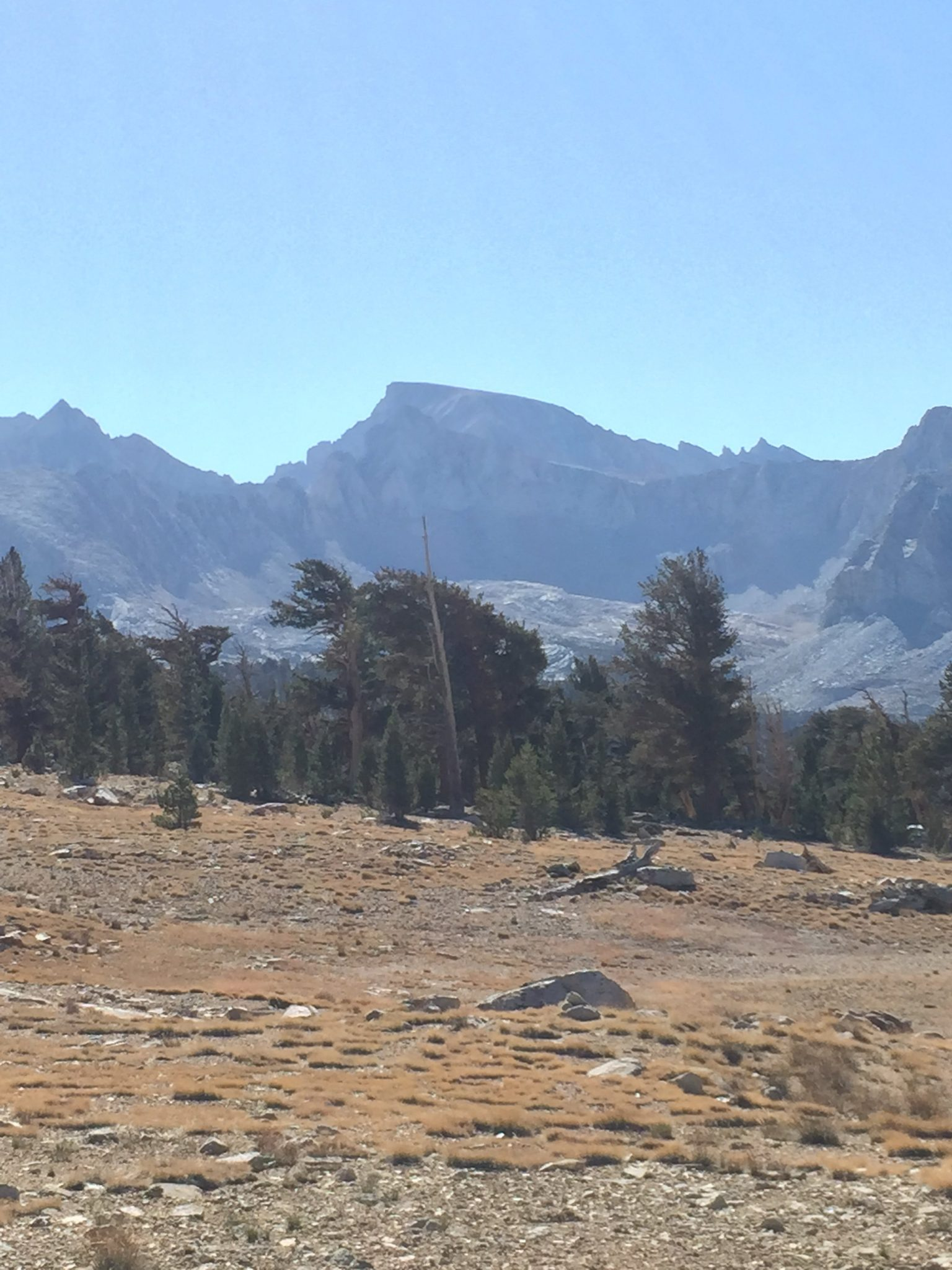 Mt. Whitney from Bighorn Plateau (3)