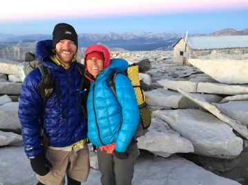 Sunrise on the summit of Mt. Whitney (13)
