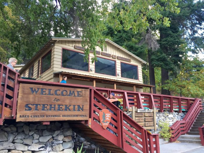 The Lodge at Stehekin