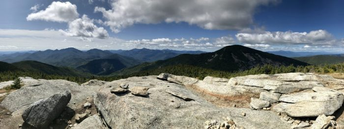 Summit of Rocky Peak Ridge