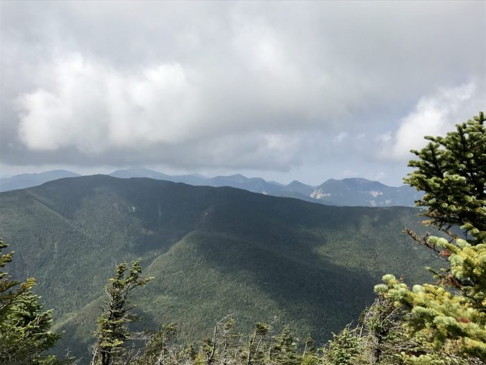 The Great Range from Dix Mt.