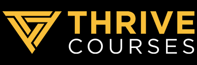 Thrive Courses Logo