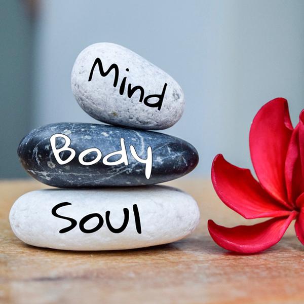 Mind Body Soul Stones