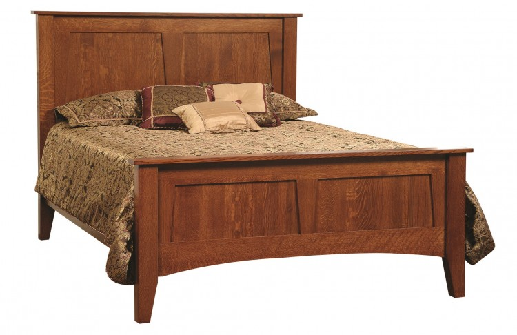 heirloom mission bed