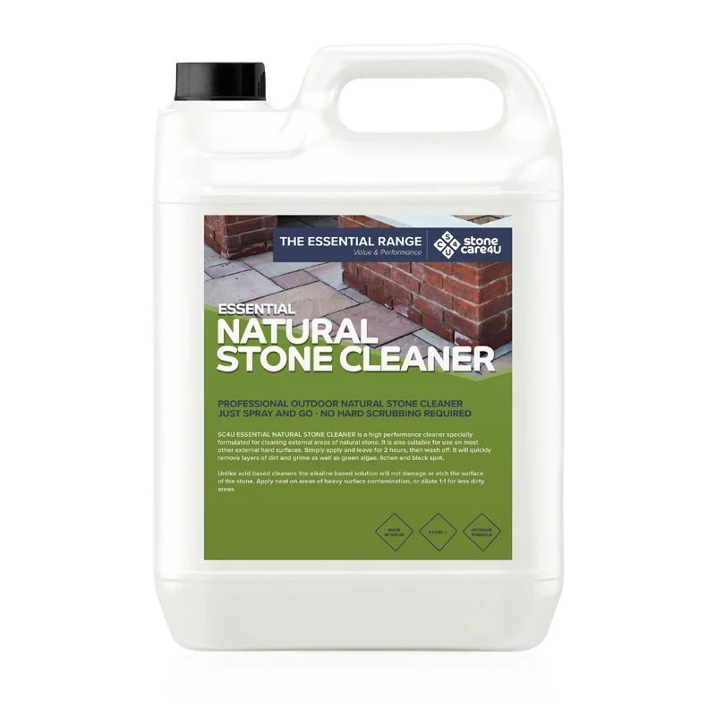 essential natural stone cleaner