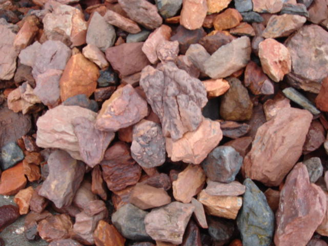 Landscaping Lava Rock Colors