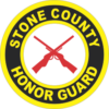 Stone County Honor Guard Logo