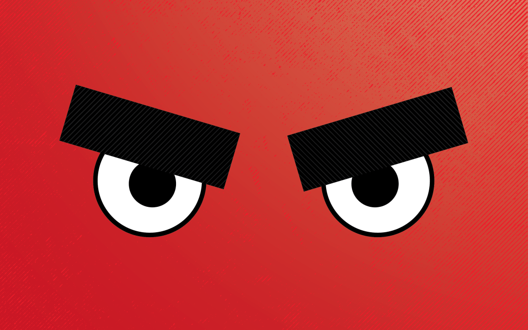 Good Anger: Be Like Red