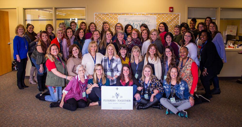 Flourishing Together: The Hub Leader Retreat