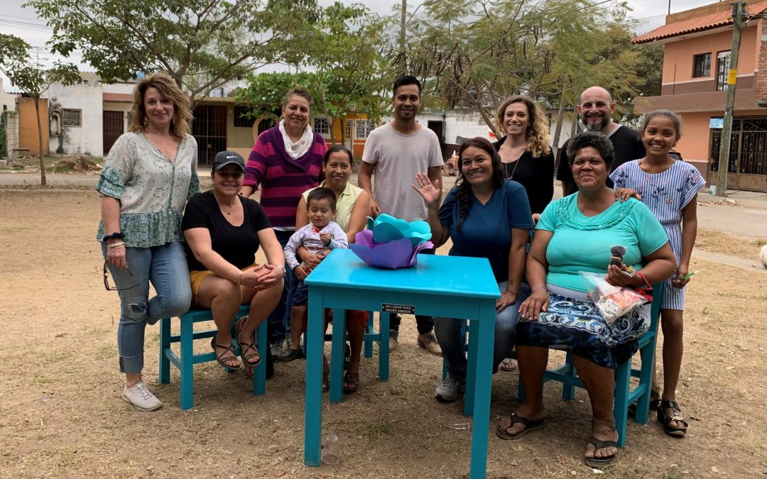 Stonecroft Volunteers in Mexico: the Work of God's Spirit