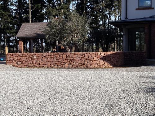 stone walling torquay