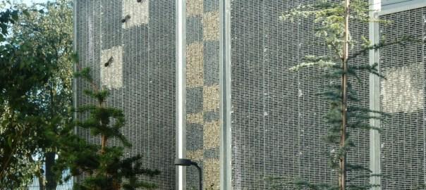 Cloture Grillage Cailloux les cailloux mettre dans une clôture grillagée | stonefence
