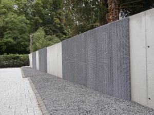 Habillage de mur en Alsace