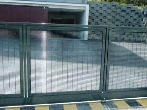 Porte de portail